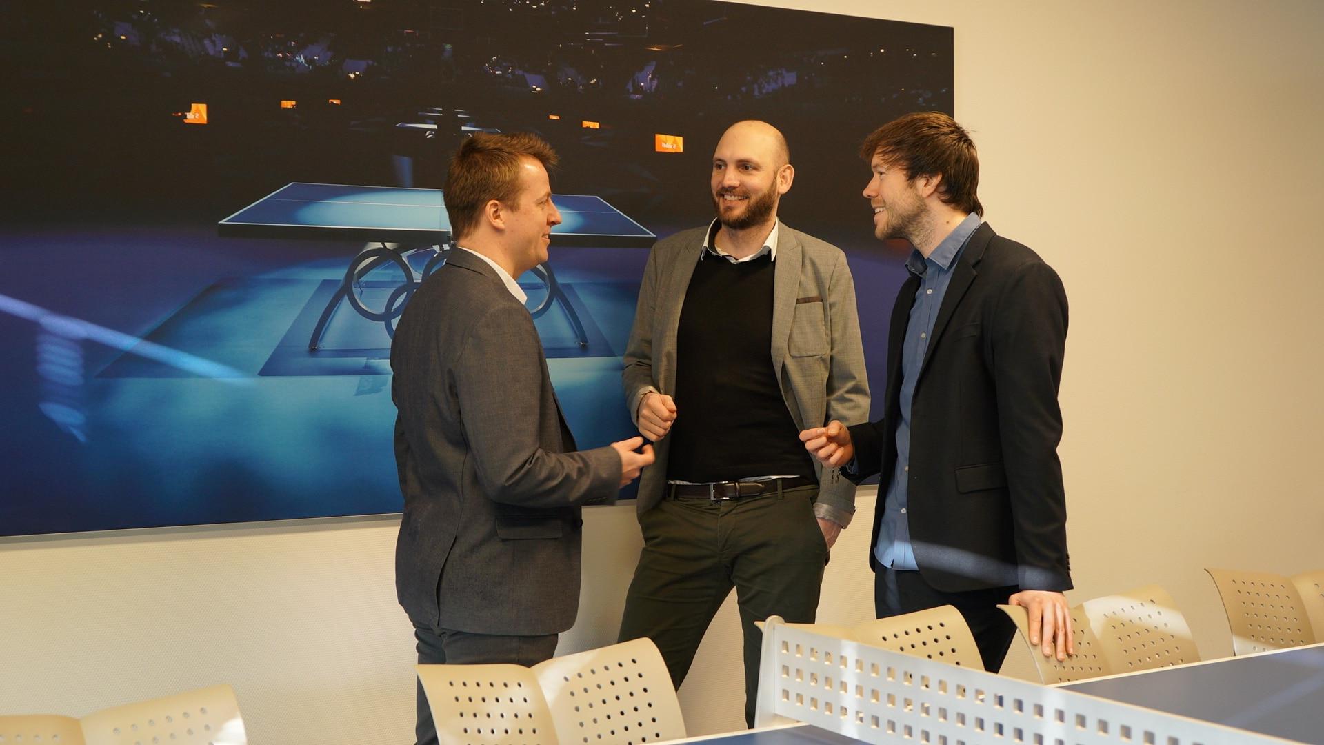 International Sport Management Team from LUNEX University