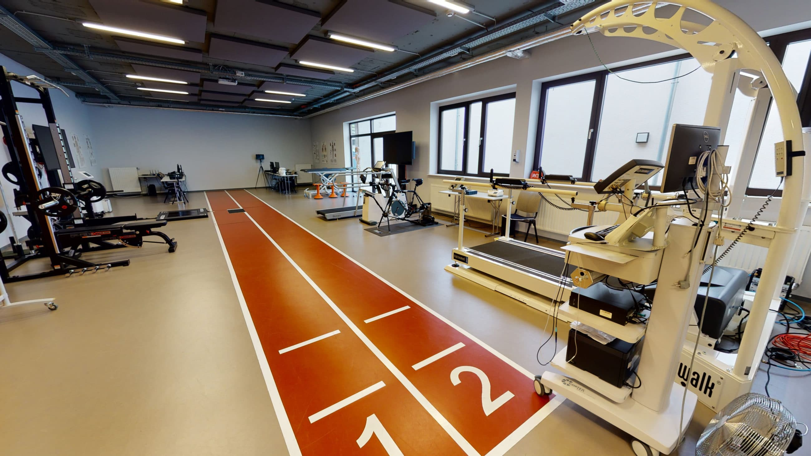 LUNEX Sports Laboratory